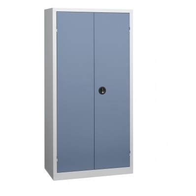 Armoire d'atelier à portes battantes 198x100x43