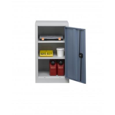 Armoire d'atelier à portes battantes 100x54.6x43