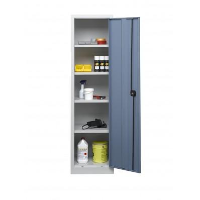 Armoire d'atelier à portes battantes 198x54.6x53
