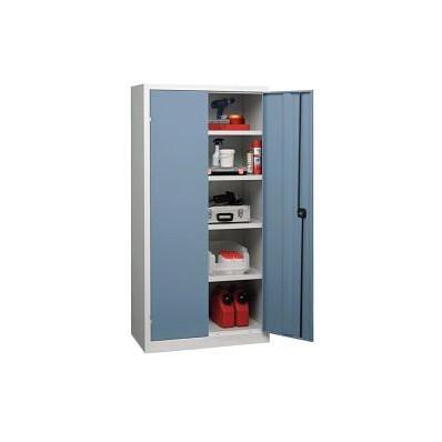 Armoire d'atelier à portes battantes 198x120