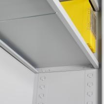 Tablette pour armoire largeur 120 cm