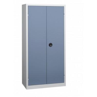 Armoire d'atelier à portes battantes198x120x43
